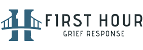First Hour Grief Response - logo