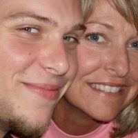First Hour Grief Response - Our Stories - Lisa Schardein And Son Ben Koier